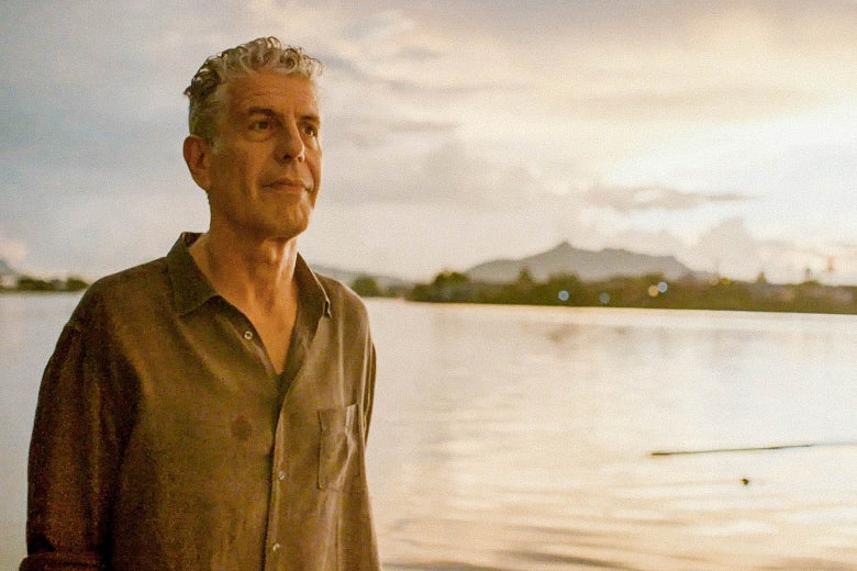 Anthony Bourdain's Voice Isn't the Only Thing the New Documentary...