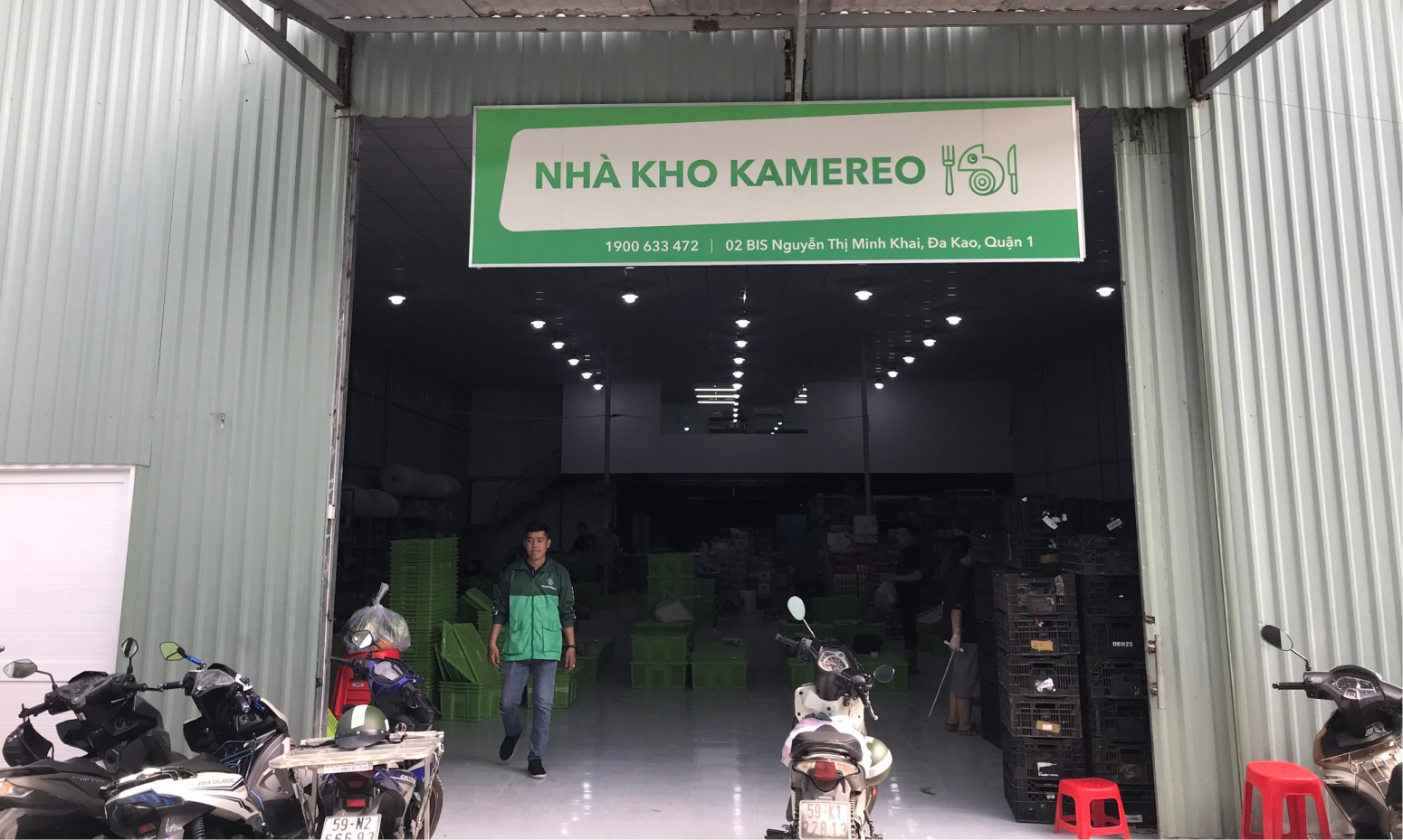 Kamereo gets $4.6M to connect farmers and F&B businesses in V...